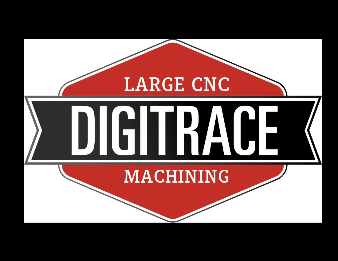 Digitrace Large CNC Machining
